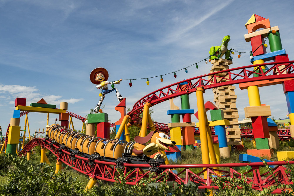 FastPass+ Guide Toy Story Land