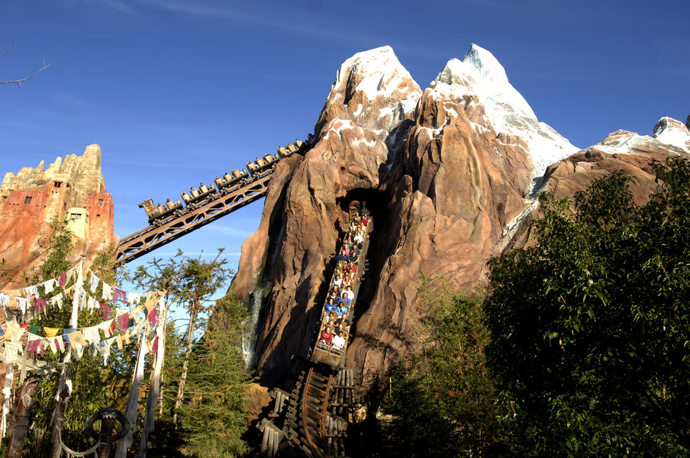 FastPass+ Guide Expedition Everest
