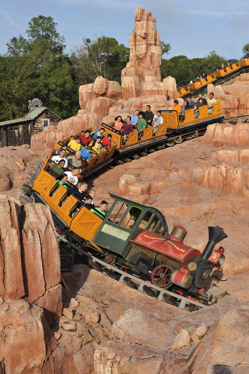 FastPass+ Guide Big Thunder Mountain