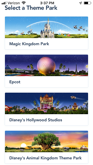 Walt Disney World FastPass Guide