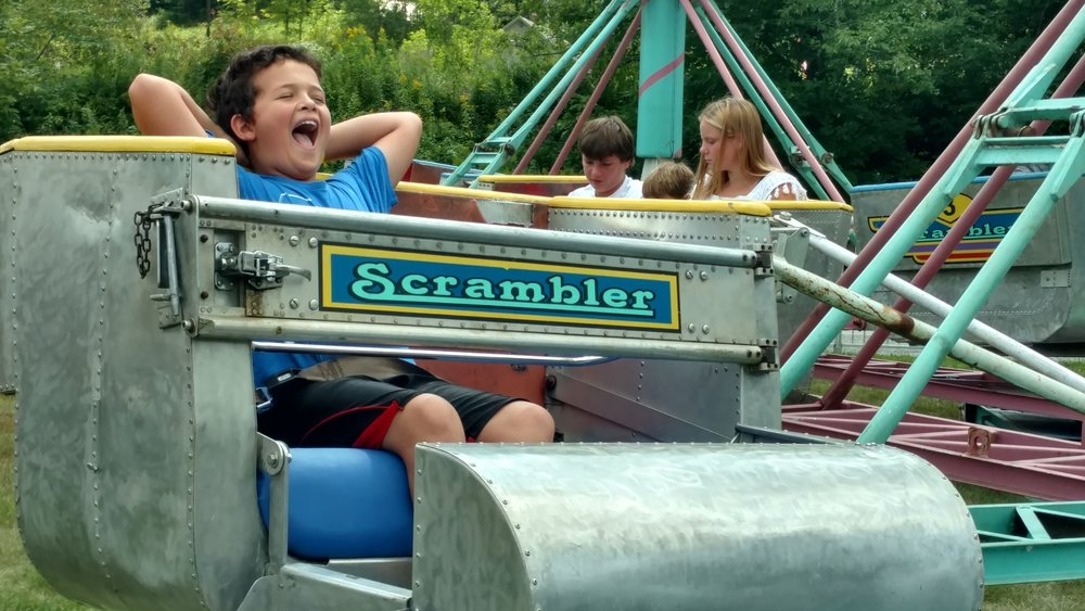Things to do in Vermont - the Bondville Fair