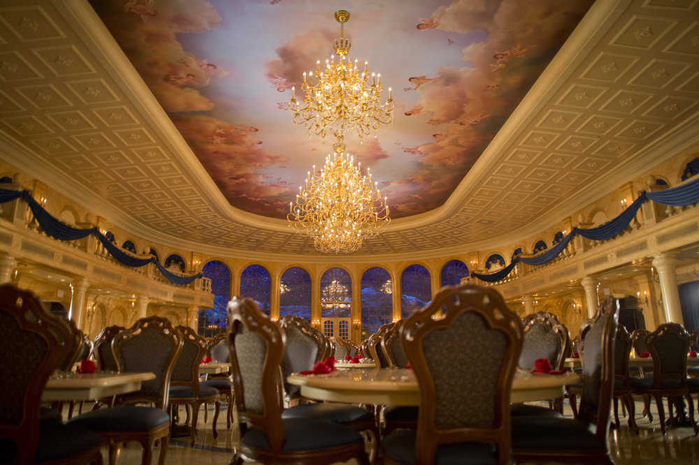 Best Disney Restaurants - Be Our Guest Restaurant