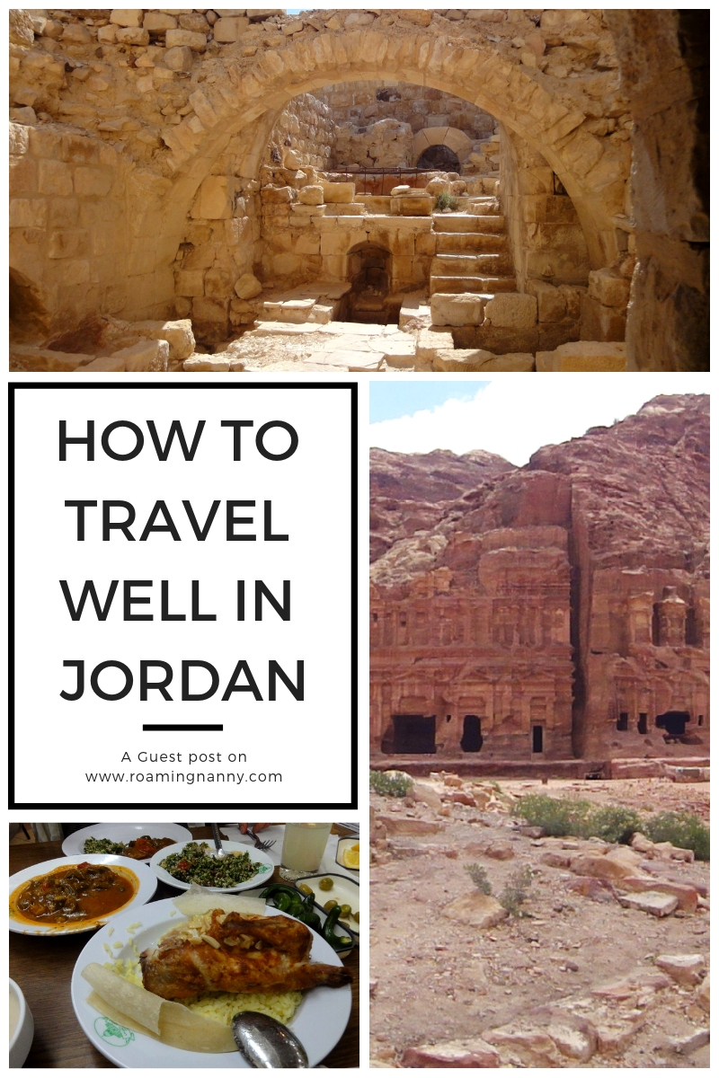 Jordan prides itself on warm hospitality. Traveling in Jordan is a cultural experience like no other. Here's how to travel well in this gorgeous country. #jordan #travelwell #visitjordan