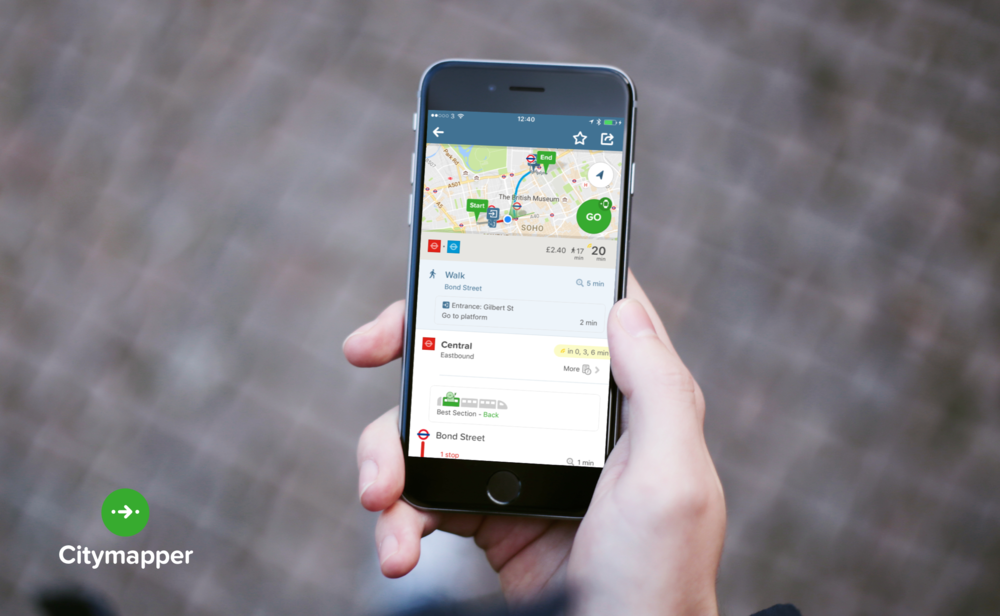 Best Apps for London