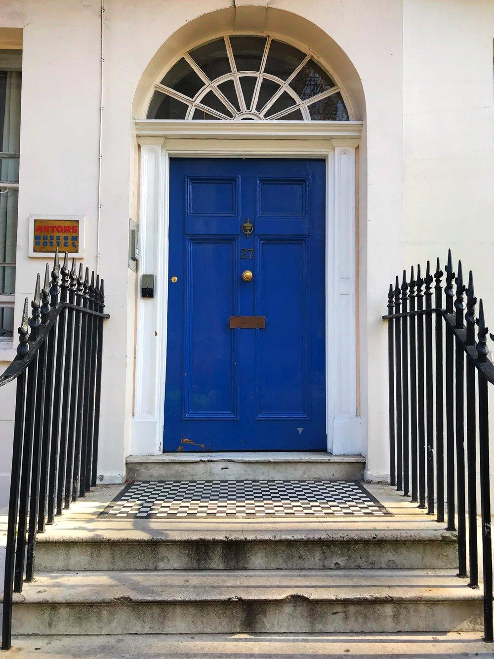 Visit London - Astor Hostels Museum Location