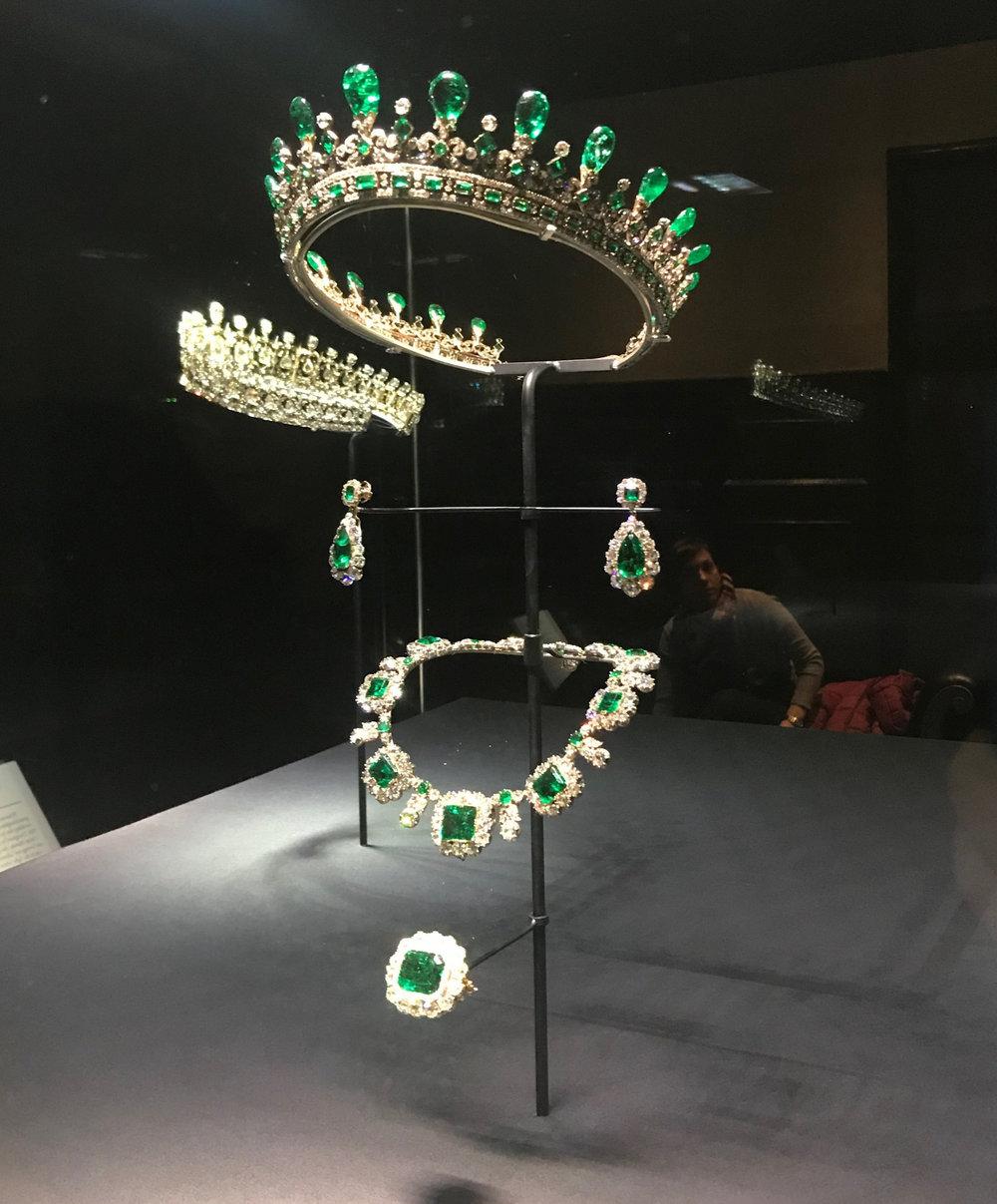 Visit London - Queen Victoria Tiara
