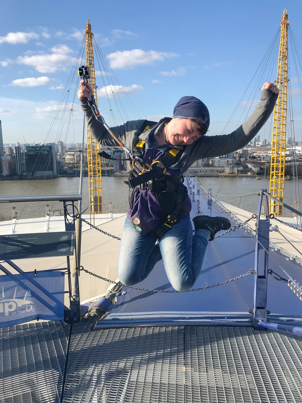 Things to do in London - Up at the O2