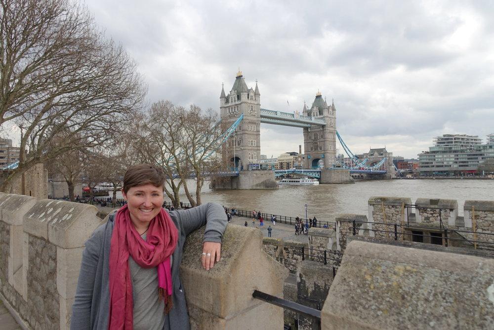 Visit London Tower Bridge