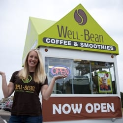 2014 - Well-Bean Coffee Kiosk