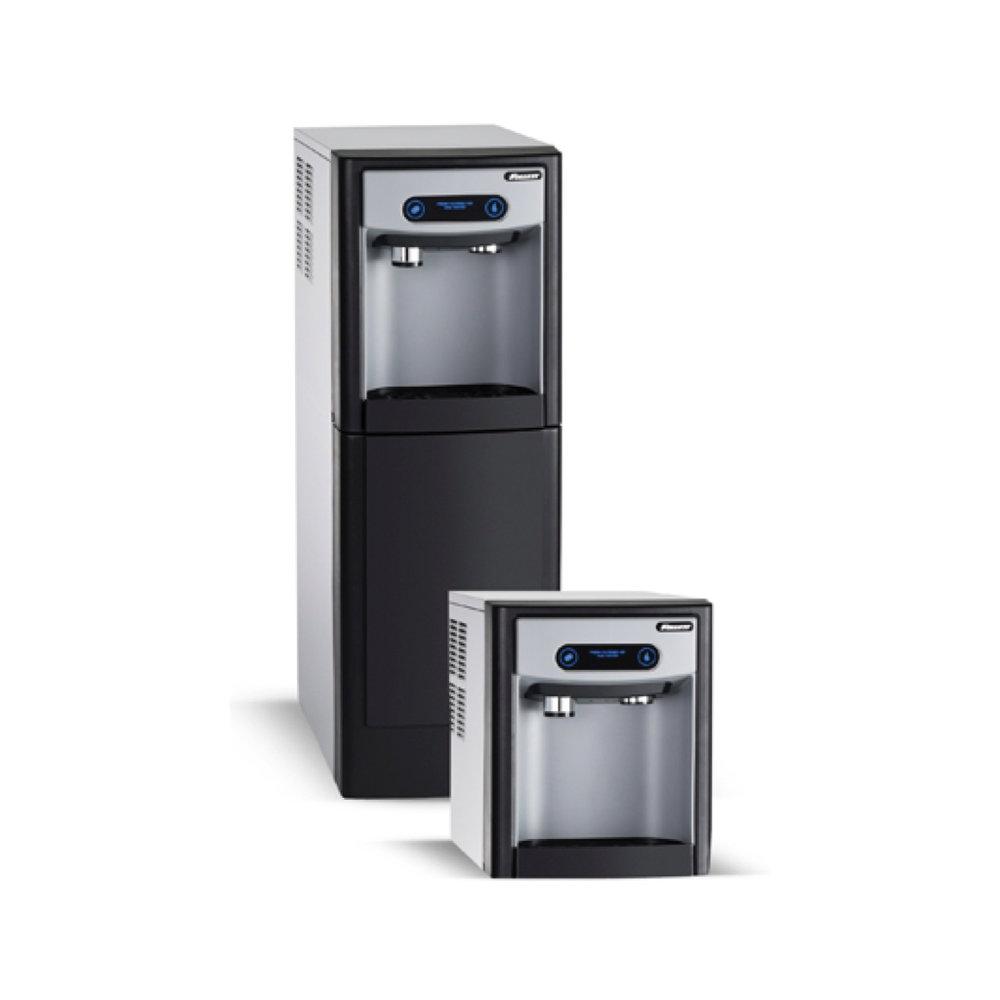 Follett 15 Series Ice & Water Dispenser - 15 pound ice storage capacity
