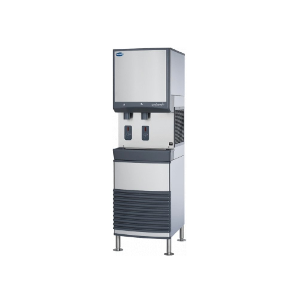 Symphony 50 Series Ice & Water Dispenser - 50 pound ice storage capacity. Up to 425 pounds daily production