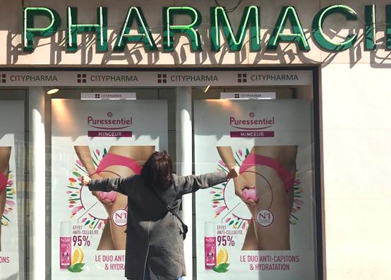 pharmacy in paris