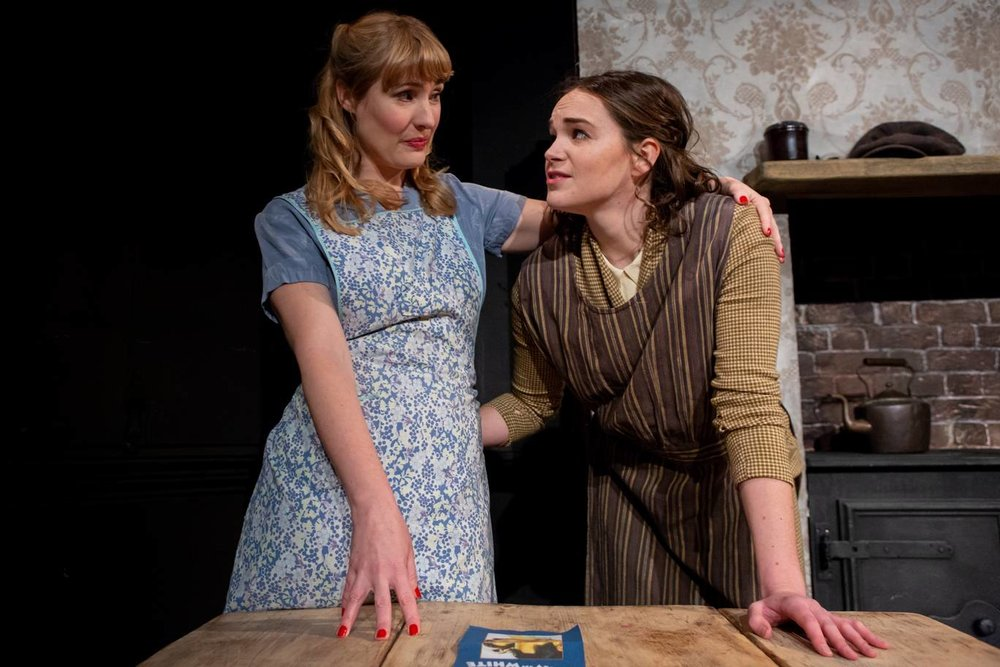 4 star review for jeannie - NICOLETTE KAY'S sensational production of Jeannie at the Finborough Theatre receives a 4 star review from the Evening Standard