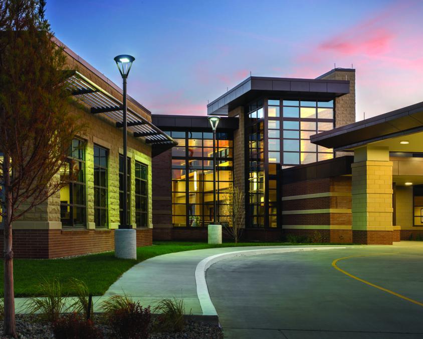 Catholic Health Initiatives - St. Mary's Community Hospital Project