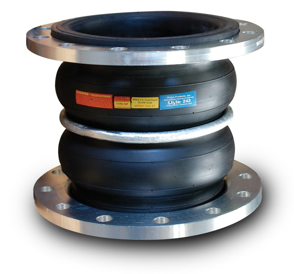 Miscellaneous Products - Rubber, Metal, & PTFE Expansion JointsPipe & Flue Duct Style Expansion JointsHigh Temperature TextilesHigh Temperature TubingMechanical Seals