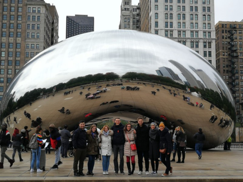 The Art of Being Professional in Chicago - Read blog post.