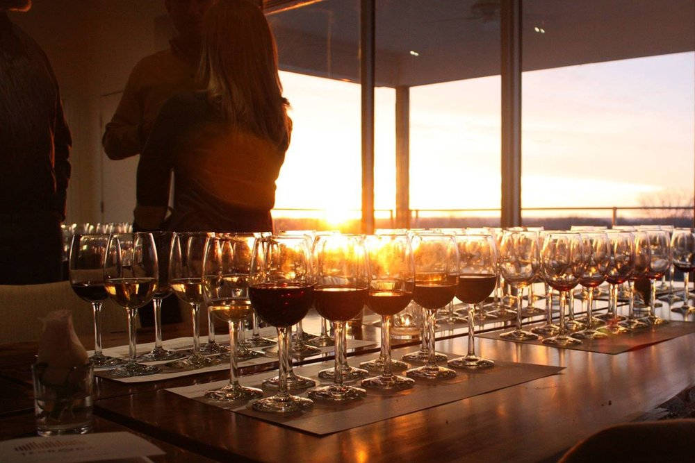 Events - Enjoy a wine dinner, harvest day, and other special occasions.