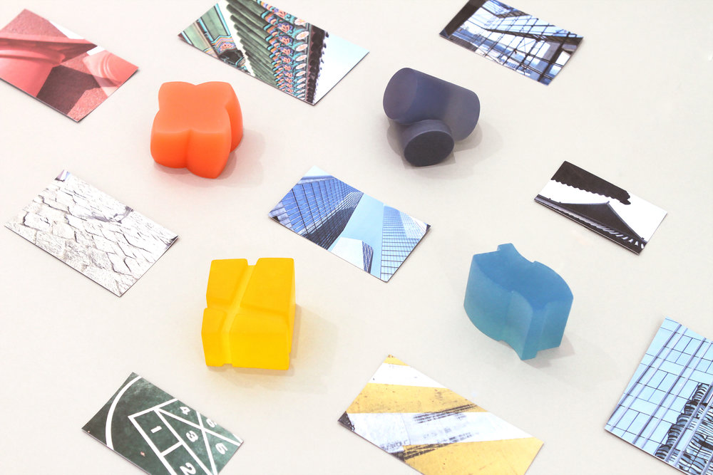 Urban Soap - Fragments of Seoul