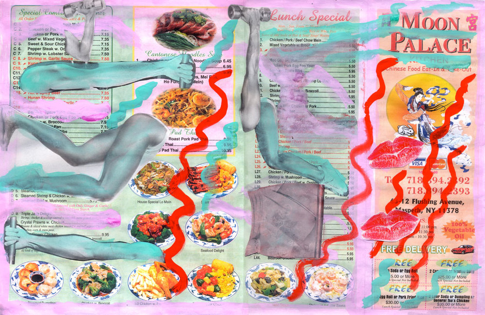 12_Moon-Palace_(Menu-Painting)_2015_Gouache-and-collage-on-menu_11x17_inches.jpg