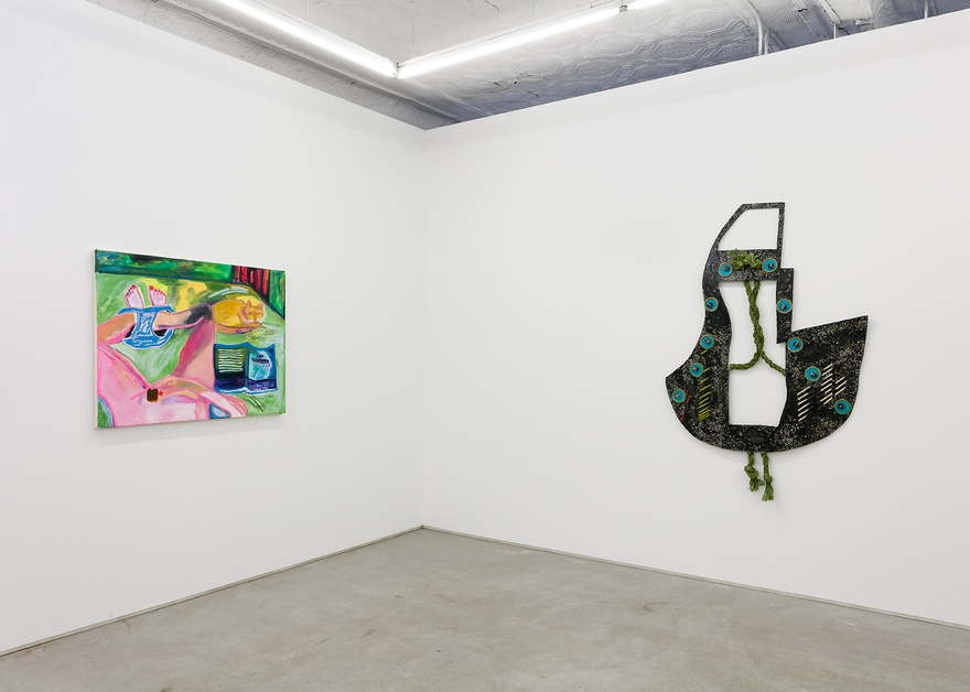 3-person exhibition at Brennan and Griffin