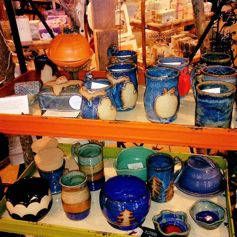 DaniJo Hawkins Pottery -