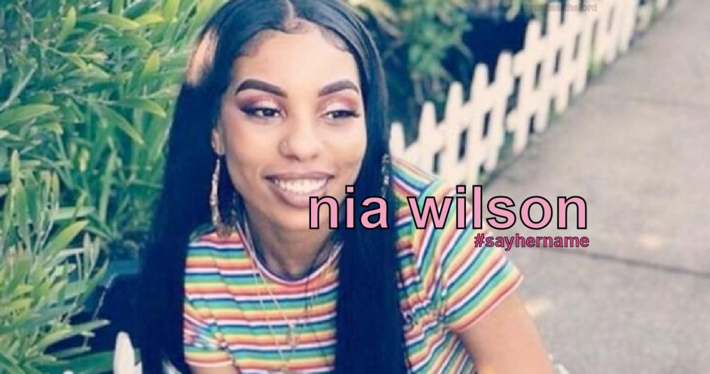 Nia Wilson