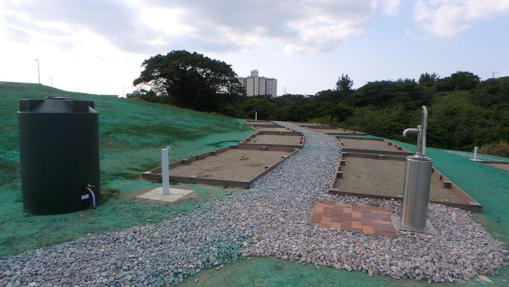 Cadron Creek Playground Pump at Okinawa4.JPG