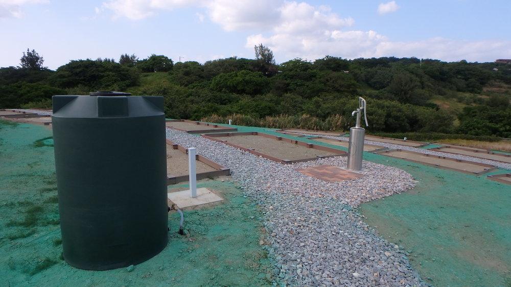 Cadron Creek Playground Pump at Okinawa2.JPG