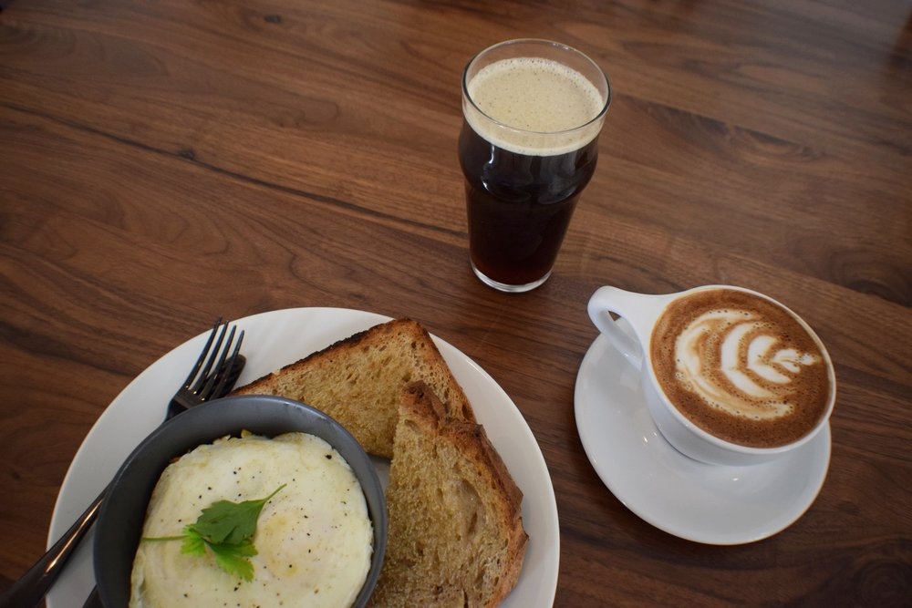 We can't get enough of Public Espresso's hash bowls and nitro brews.