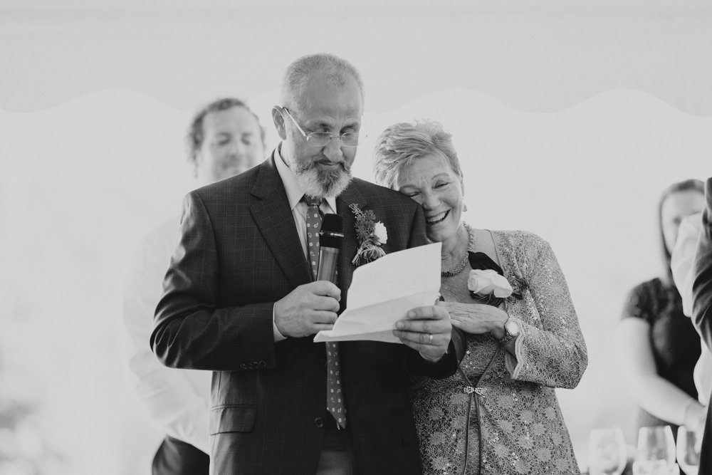Wedding Toast Tips - Make it Personal