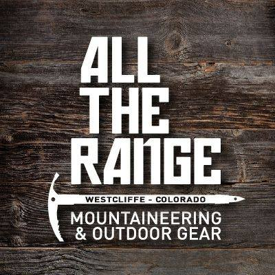 Copy of All The Range — Hiking Retail & Advice