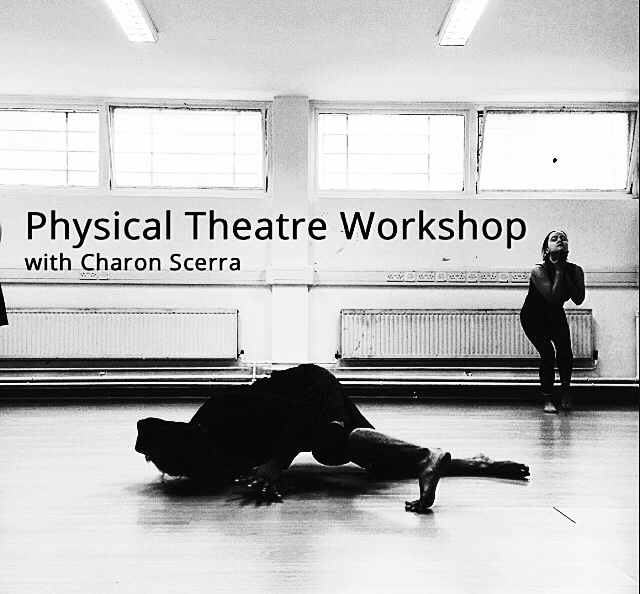 Charon will be teaching a Physical Theatre and Devising Workshop at Husky Studios (London, UK) on January 8th. For info and bookings:https://www.brownpapertickets.com/event/4032947 -