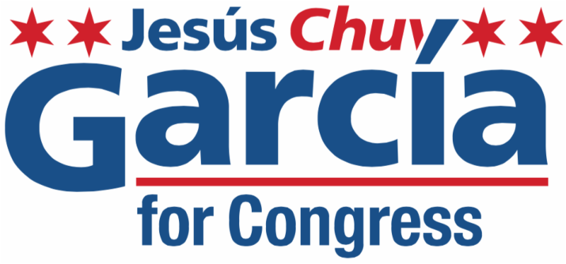 "Jesús G. ""Chuy"" García is member-elect of the U.S. House of Representatives from Illinois's 4th district and a former Chicago alderman."