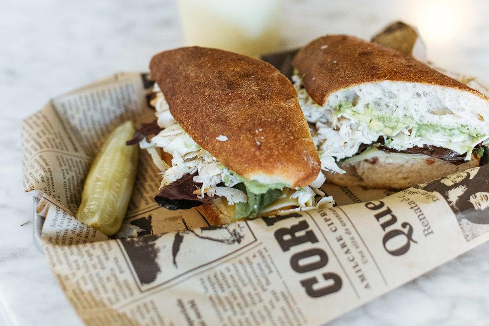 Figlia Sandwich Portland Oregon