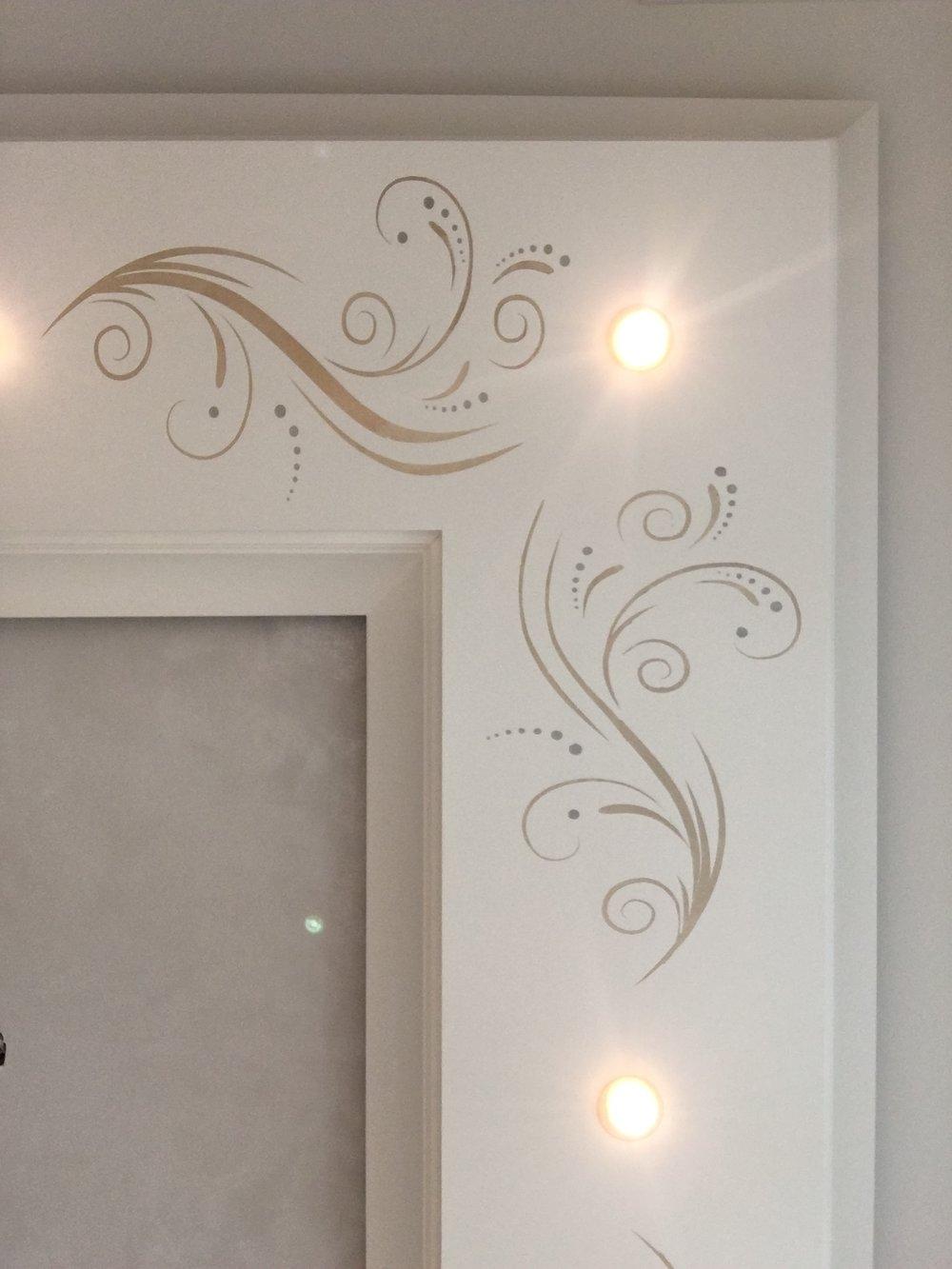 Custom Stencil Design