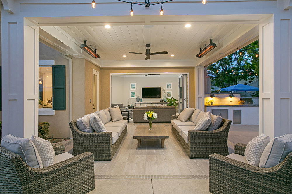 Outdoor Living - Lets make the outside as beautiful and functional as the inside.