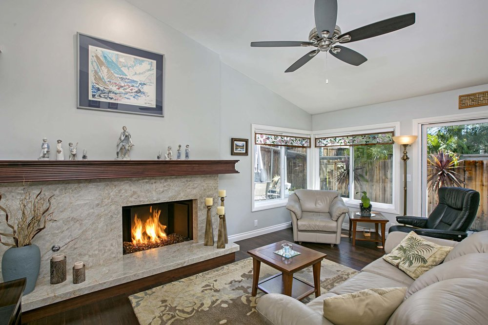 - Rancho Penasquitos Fireplace