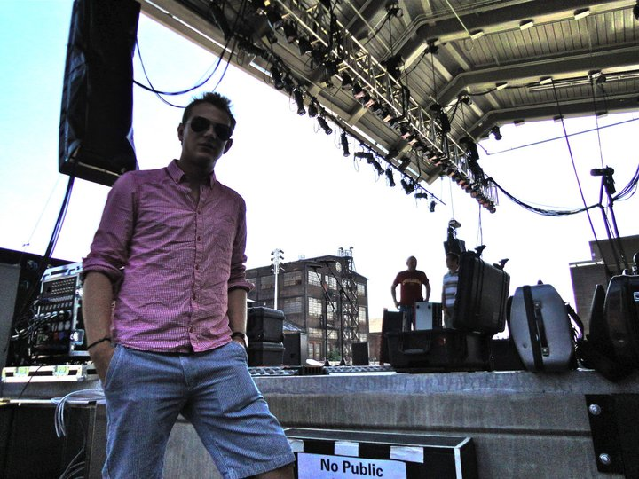 Neal at Steel Stacks stage JUL 2012.jpg