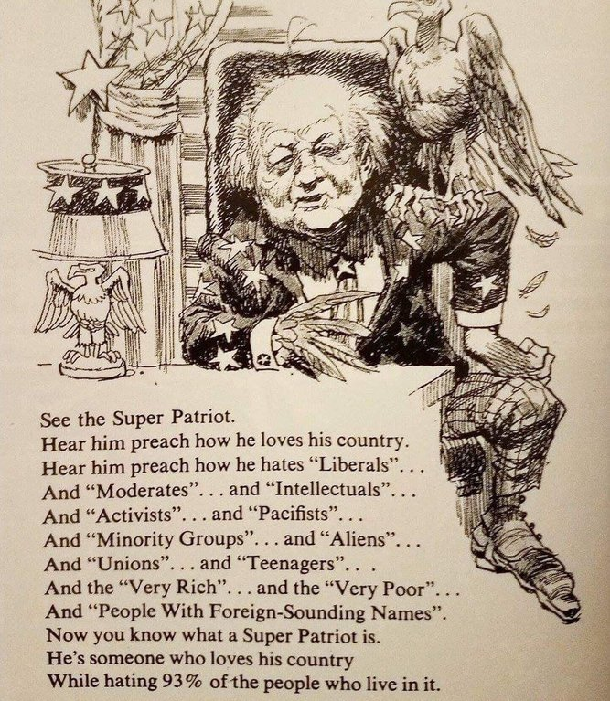 Something to Consider… (Mad Magazine, 1968).