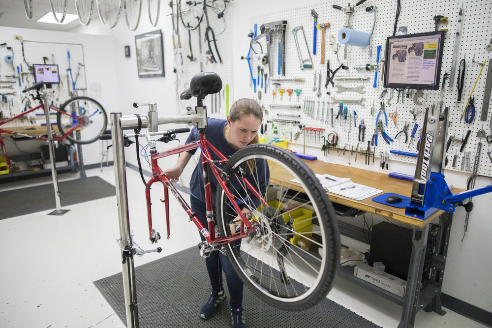 Barnett Bicycle Institute