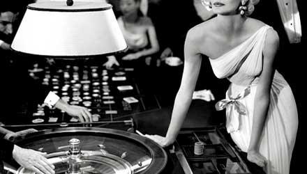 Photographer: Richard Avedon, Model: Sunny Harnett, wearing Madame Gres