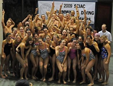 CMS Swimming After Winning SCIACs