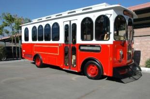 claremont trolley
