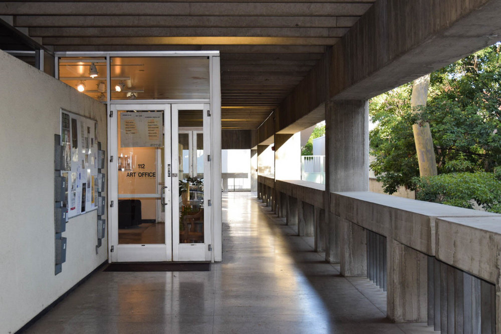 Scripps Art Building