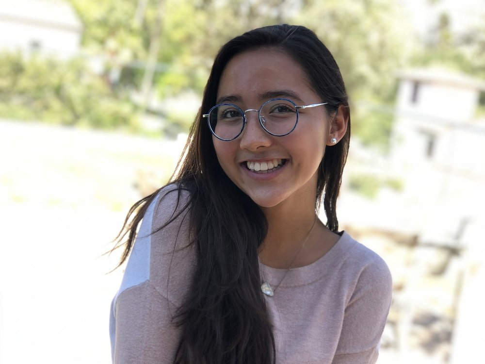 Cindy Lay - Sophomore Class Presidential Candidate
