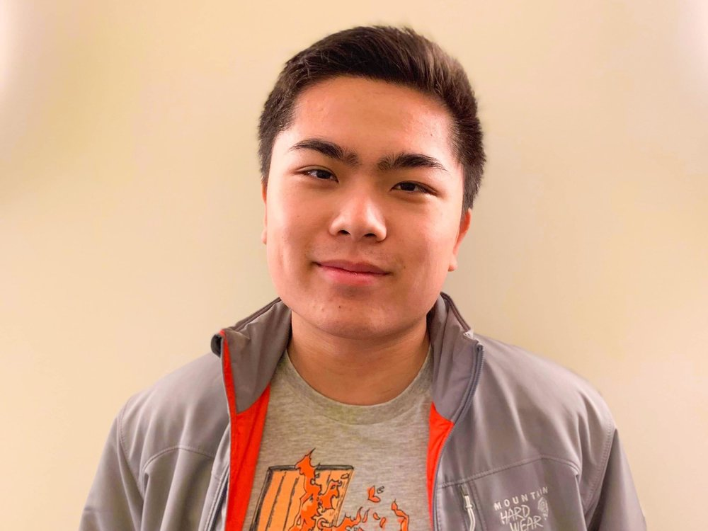 Johnson Lin - Junior Class Presidential Candidate