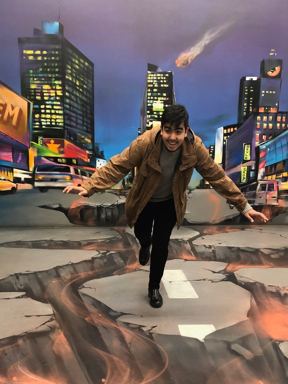 Benson - Juan Villaseñor - Hello everyone! My name is Juan Villaseñor, but you can call Johnny. I am from Chicago, Illinois the best city in the world! I am so excited to be one of the Co-RAs of Benson Hall! I am a Biology major on the Premed track. At CMC, I am part of ¡Mi Gente!, I am involved in IM soccer and trivia, and I love going on and to CPB events! At the 5Cs, I work as a Peer Health Educator at Health Education Outreach and have served as a CLSA mentor for the past two years. In my free time, I love to play soccer, play the guitar and bass, go to concerts (bands I've seen recently include Joyce Manor and Remo Drive), play FIFA with friends (Real Madrid is my team), go to the movies with friends (Marvel and horror movies are my favorites), act and do improv(if you're interested in improv HMU), find memes, buy shoes (Vans are life), and listen to podcasts (My favorite is Lore)! If you ever see me around please say hi!Best,Juan