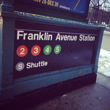 Franklin Ave Subway Station