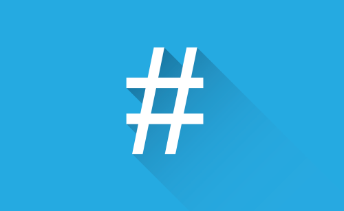 Twitter Chat Hashtag