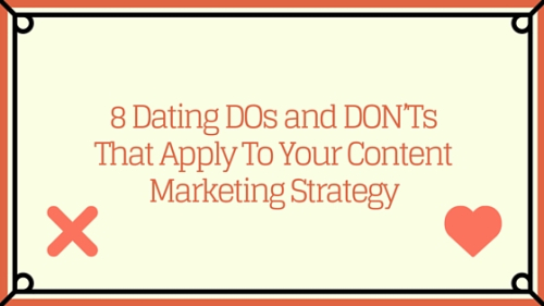 content marketing dos and donts, valentines day